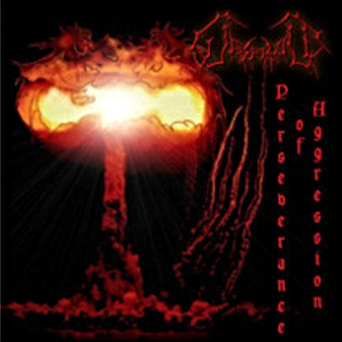 Warkult  ‎– Perseverance Of Aggression CD