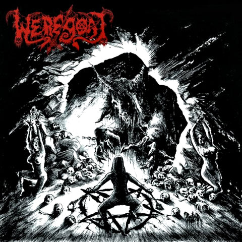Weregoat - Unholy Exaltation of Fullmoon Perversity CD