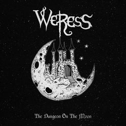 Weress ‎– The Dungeon On The Moon CD