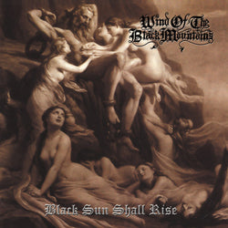 Wind Of The Black Mountains ‎– Black Sun Shall Rise CD