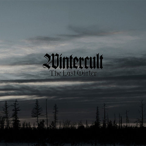 Wintercult - The Last Winter CD