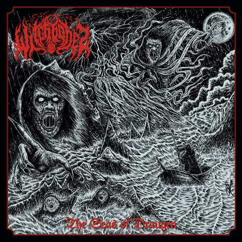 Witchbones ‎– The Seas Of Draugen CD