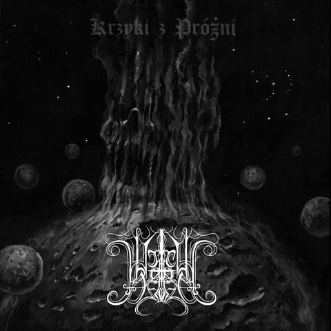 Witch Head Nebula ‎– Krzyki z Próżni CD