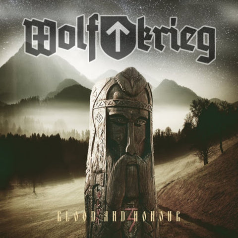 Wolfkrieg - Blood and Honour CD