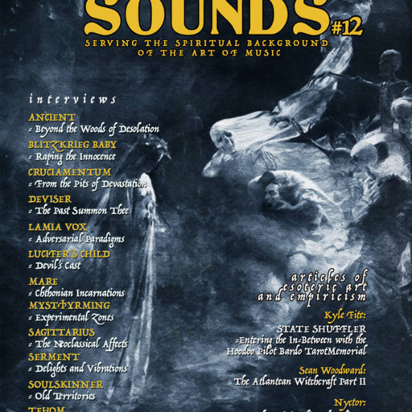 Zazen Sounds Esoteric Publication Zine - Issue 12