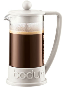 Bodum Brazil Coffee Maker 3 Cup White