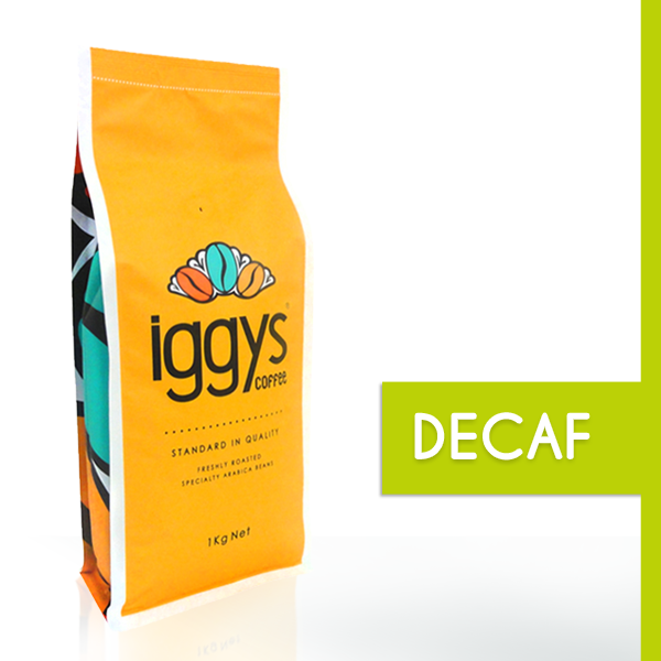 Iggys Coffee Decaf