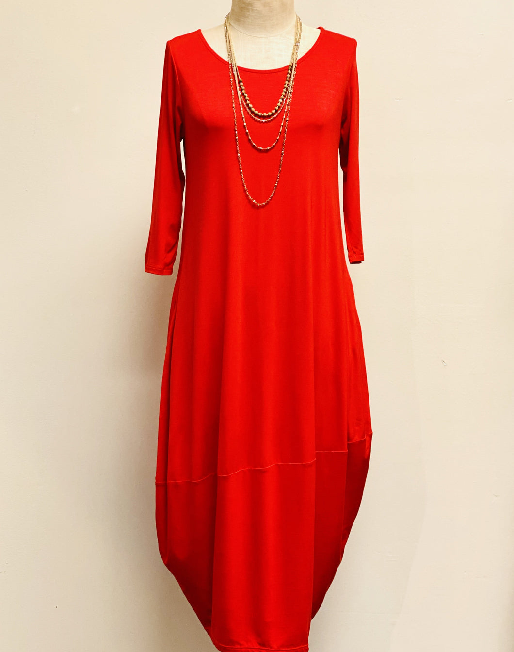 Long Sleeve All Occasion Dress