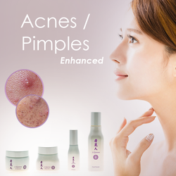 Acnes & Pimples Enhanced Treatment