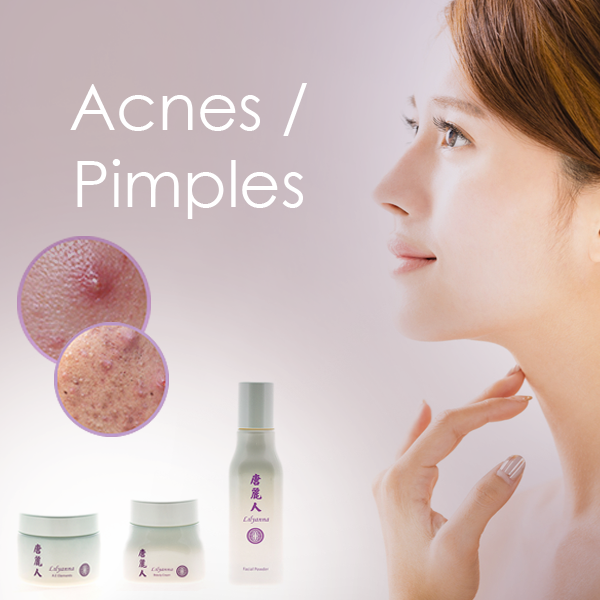 Acnes & Pimples Treatment