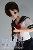 """Sailor school uniform and Machine gun"" 2006 version set"