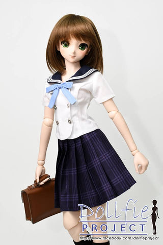 Blue Reflection School Uniform