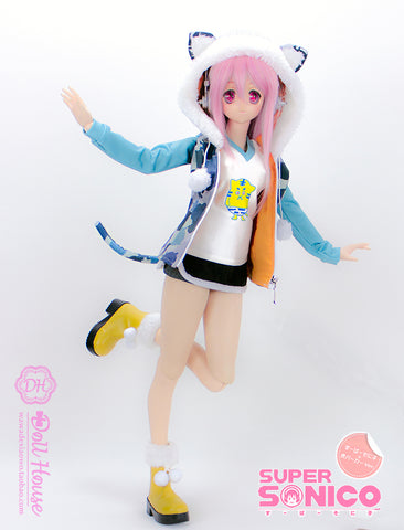 Super Sonico Set