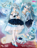 "Snow Miku ""Snow Princess"" costume set"