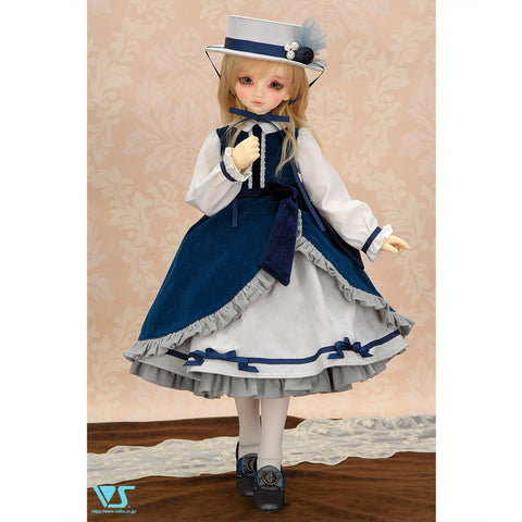[Volks] Pink Label - Blue Dress Set for MDD