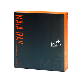 Maia The Ray Silicone Vibrating Stroker box