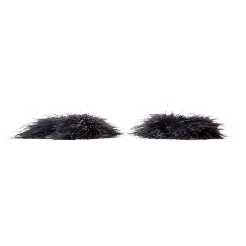 Bondage - La Vie Nue Playful Feathers Nipple Covers