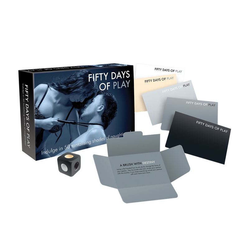 Fifty Days of Play Sex Game