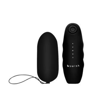 B Swish Bnaughty Classic Unleashed wireless remote controlled bullet vibrator