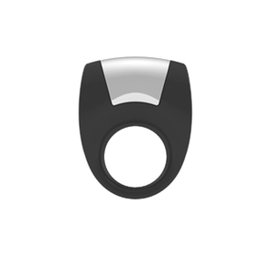 Vibrating Silicone Cock Ring: B8