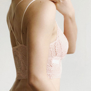 Pretty in Pink Cami / Bralette
