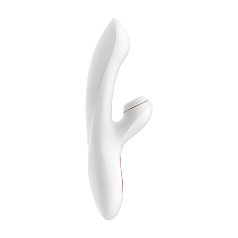 SATISFYER - PRO + G-SPOT AIR PULSE STIMULATOR + VIBRATION