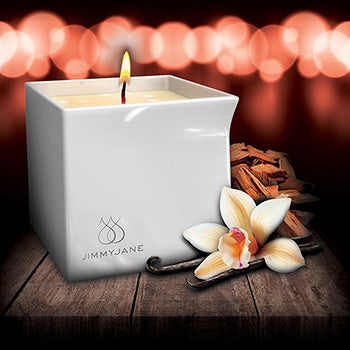 Afterglow Massage Candle: Sandalwood