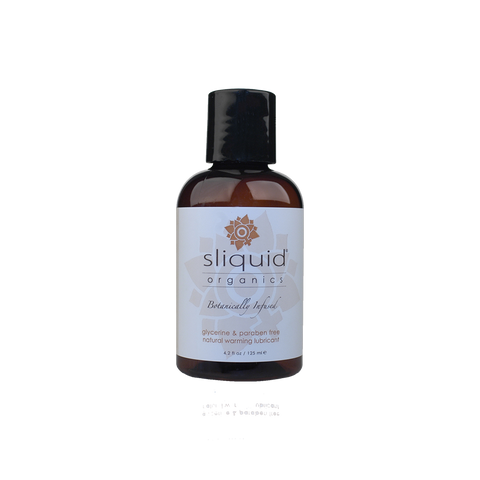 Sliquid Organics Sensation (125ml) Massage Oil