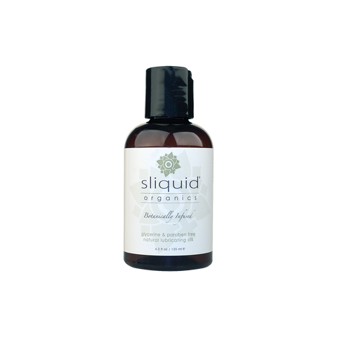 Sliquid Organics Silk (125ml)