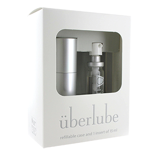 Luxury Silicone Lubricant Uberlube Good-to-Go (15ml)