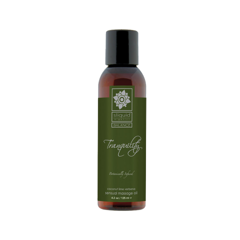 Sliquid Massage Oil - Tranquility (125ml)