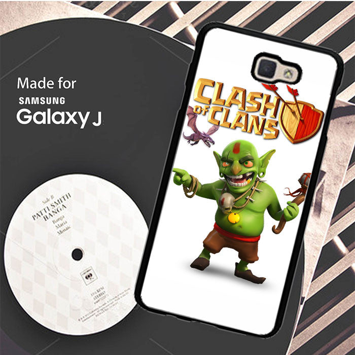 cover samsung j1 clash of clans