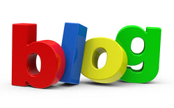 colourful picture of the word blog -Butler Creative Childcare Resources