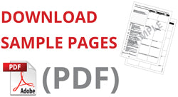 sample pages pdf