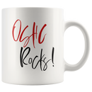 OSHC Rocks! Mug - Butler Creative Childcare Resources