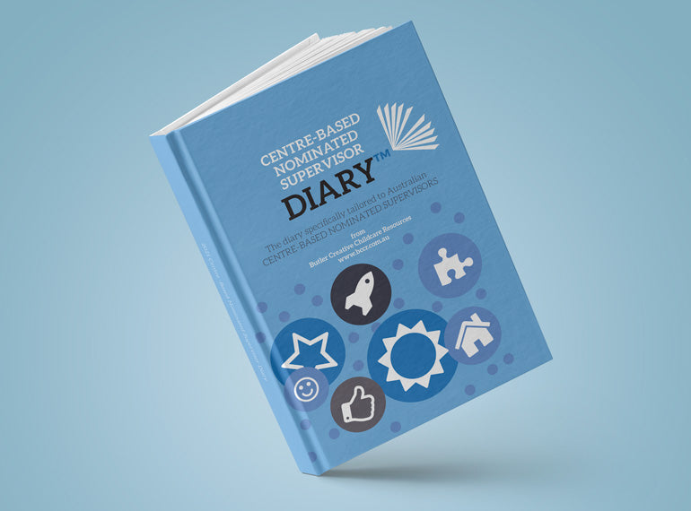 2021 Centre-based Nominated Supervisor Diary - Butler Creative Childcare Resources