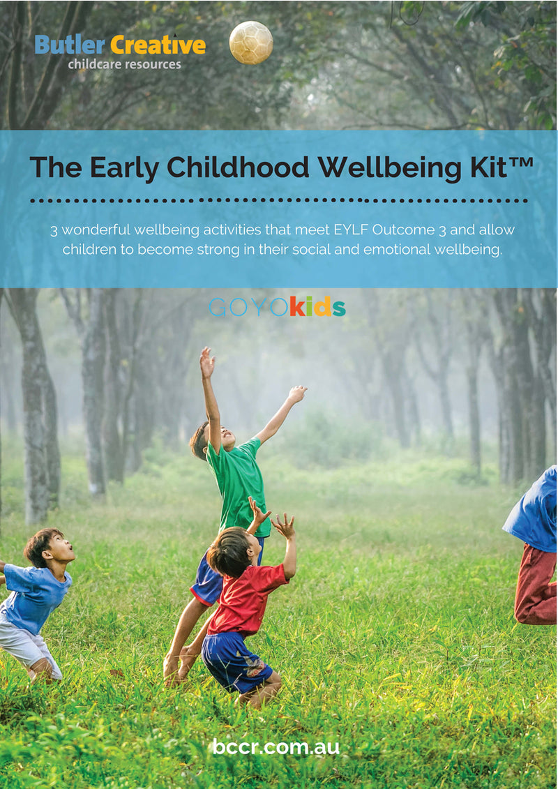 The Early Childhood Wellbeing Kit