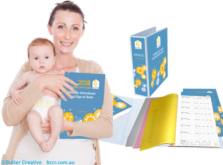 Family Day Care Educator Compliance Kit - Butler Creative Childcare Resources