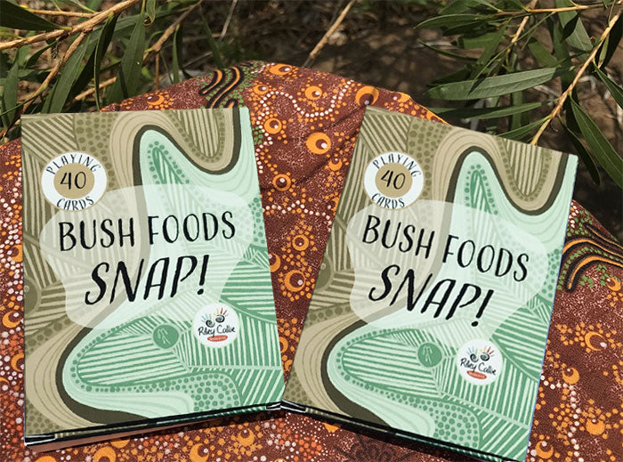 Bush Foods SNAP! Memory Matching Card Game - Butler Creative Childcare Resources
