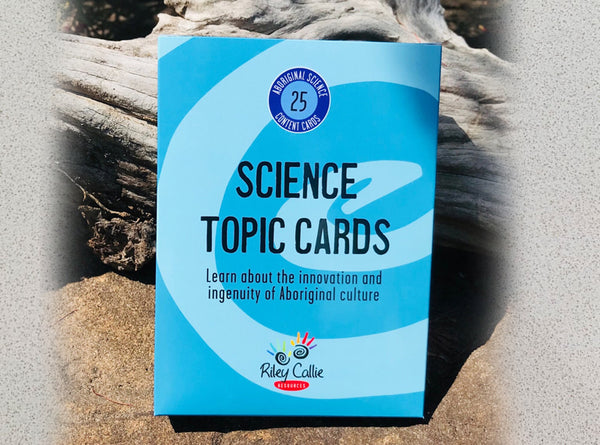 Aboriginal Science Topic Cards - Butler Creative Childcare Resources