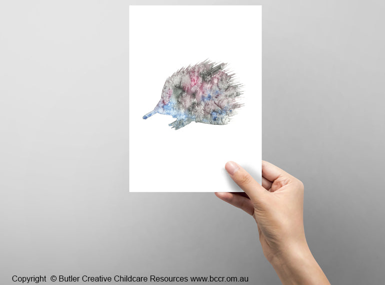 Can you guess? Animal shape recognition flashcard deck - Butler Creative Childcare Resources