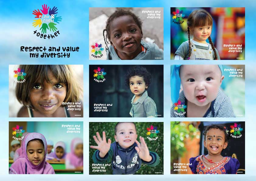 diversity in childcare Child care providers in group and family centres, preschools, and drop-in  programs to  linguistic diversity - label materials where possible in more than  one.