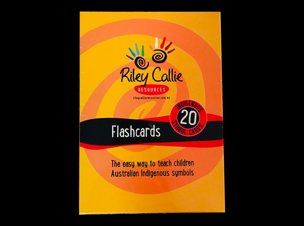Aboriginal Symbol Cards - Butler Creative Childcare Resources