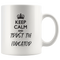 Keep Calm and Trust the Educator Mug - Butler Creative Childcare Resources