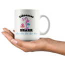 Educator Shark Mug - Butler Creative Childcare Resources