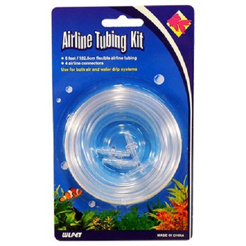 Airline Tubing Kit & 4 Joins 1.8m