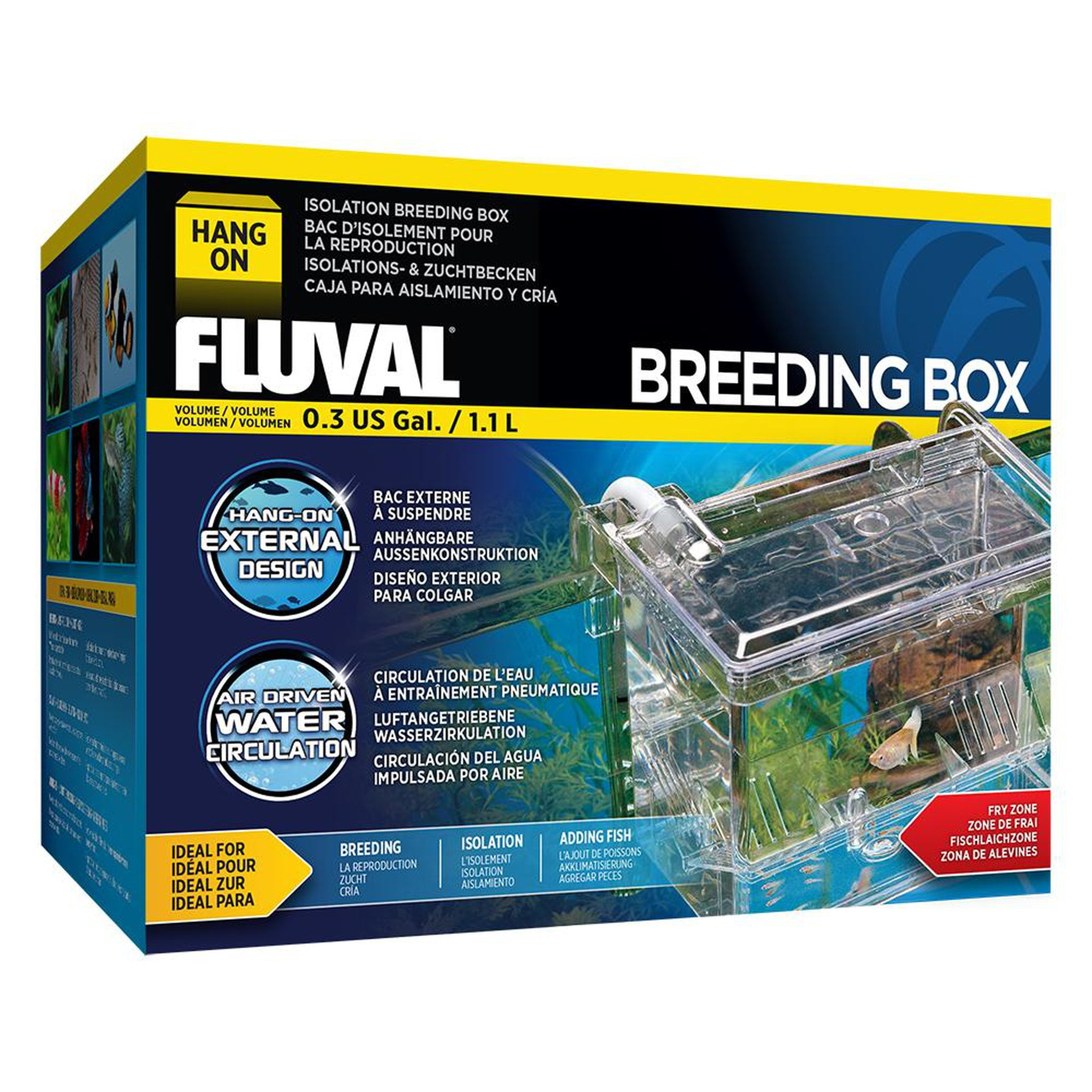 Fluval Hang on Breeding Box
