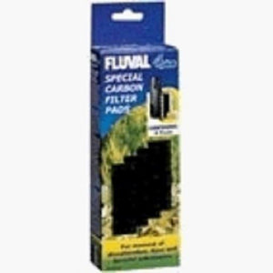 Fluval 4 Plus Carbon Pads 4pk