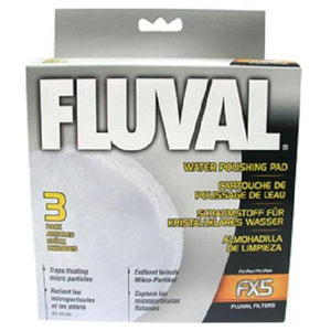 Fluval FX5 Water Polishing Pad 3pk