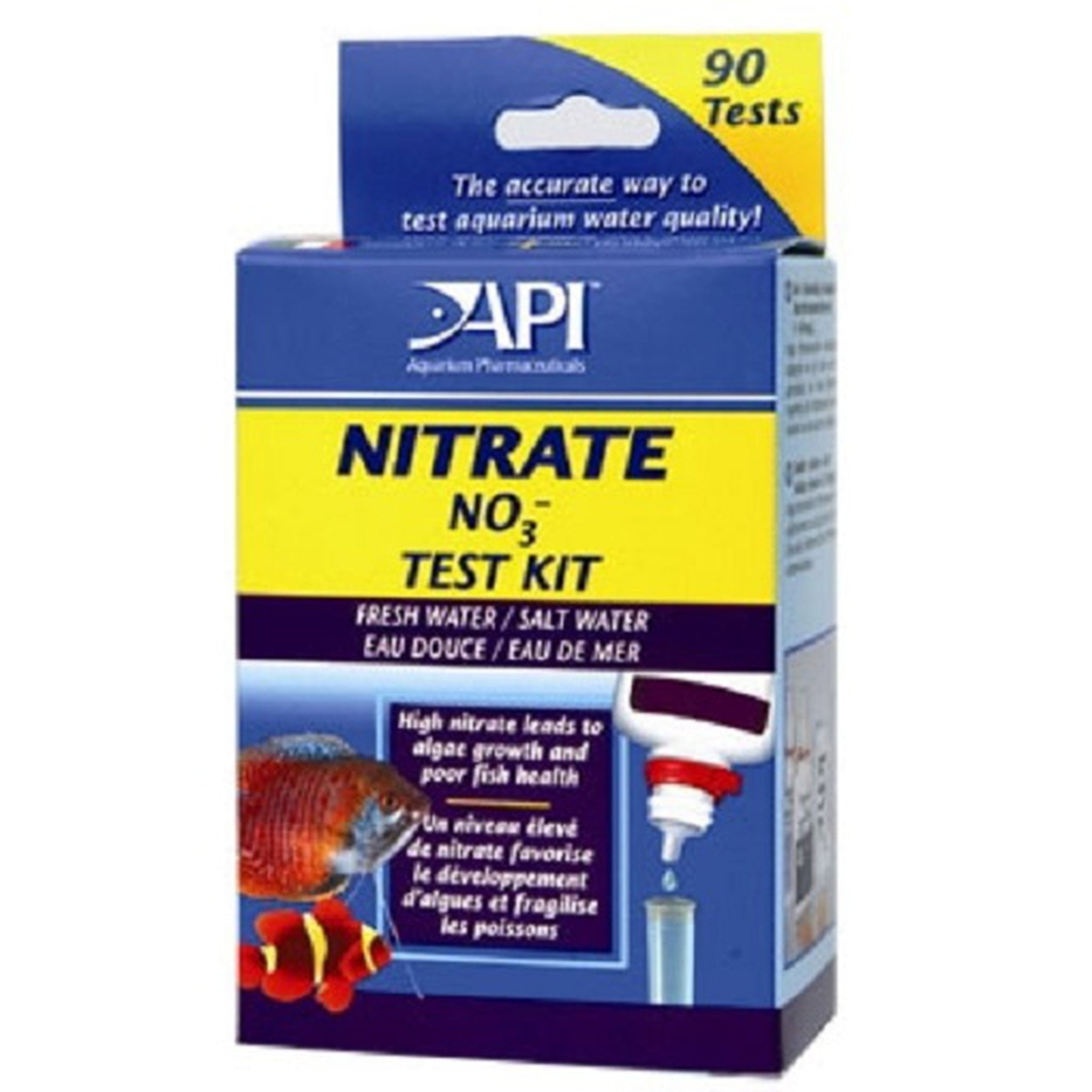 API Nitrate Test - Fresh/Salt